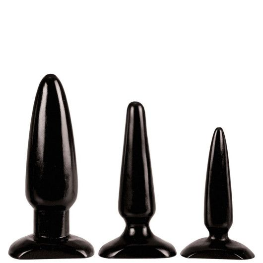 COLT ANAL TRAINER KIT ANAL PLUGS SET