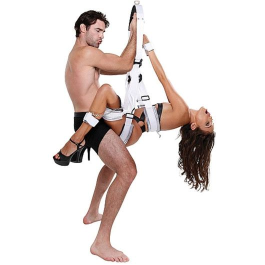 FETISH FANTASY BONDAGE SWING – SEXGUNGA