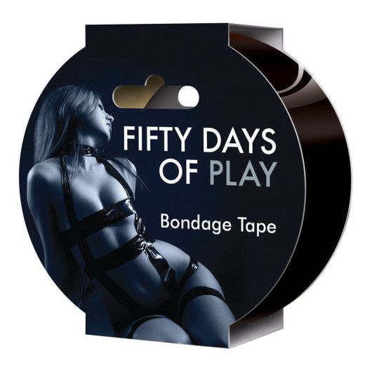 Fifty Days Of Play Bondage-Tape