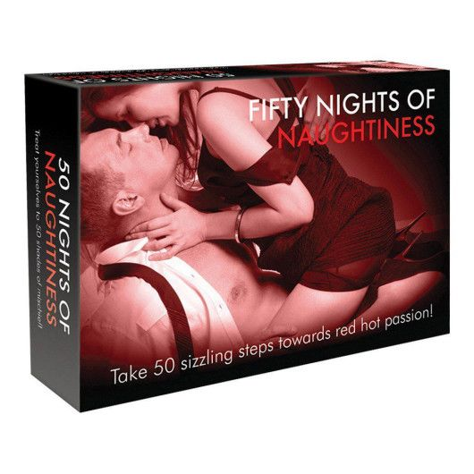 Fifty Nights Of Naughtiness – Sexspil
