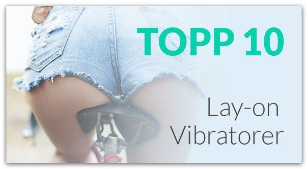 Lay-on Vibratorer